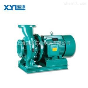 ISW100-160 卧式单级管道离心泵
