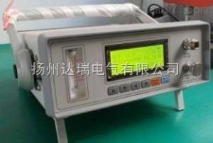 SF6氣體純度分析儀技術參數