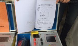 变压器绕组直流电阻测试仪,JY1010直流微电阻测试仪类型