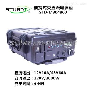 STD-T304860 斯泰迪便攜式電源報價 戶外大功率應急電源T304860價格 3000W備用電源廠家