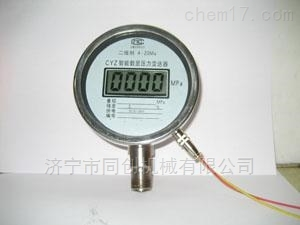 CYZ100 两线制智能数字压力变送器