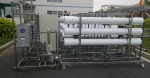 ZSCB2000L 鍍膜用工業超純水設備