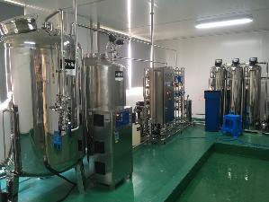 ZSYD1000L 医院血液透析纯化水设备