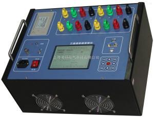 LYZZC-III 变压器直流电阻测试仪中文菜单