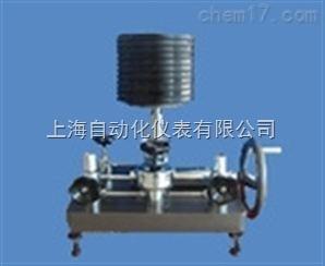 YU-600T活塞式壓力計