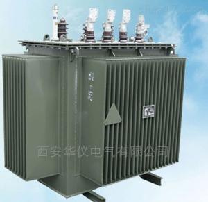 廠家供應油浸式10kV級SZ11系列電力變壓器