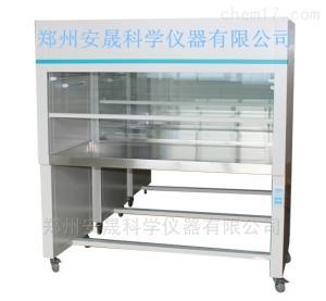 SW-CJ-2FD 玻璃研制实验室超净工作台