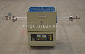1700℃真空管式爐 SK2-8-17TPD4實驗燒結管式爐 管徑φ100*加熱區L400mm