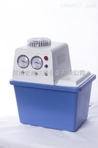 小型循环水多用真空泵(配置5升以下旋转蒸发器和双层玻璃反应釜)