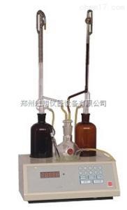 HKF-3型卡尔费休水分测定仪
