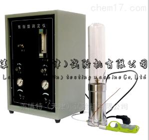 LBTS-16型 氧指数分析测定仪-试验数据