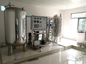 实验室中央纯水设备介绍 尼珂