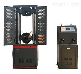 WE-100B型 电液式万能材料试验机厂家