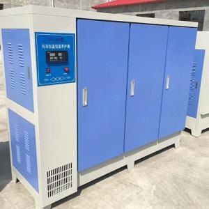 標準恒溫恒濕養護箱(內膽不銹鋼)性能