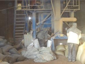 薄型鋼結構防火涂料施工方法