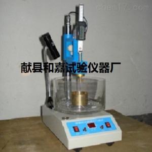 SZR-5型 數顯瀝青針入度測定儀