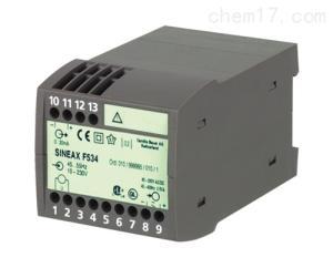 SINEAX F534 频率变送器SINEAX F534