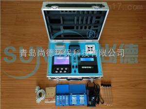 SN-200Y-12 便携式水质多参数快速测定仪