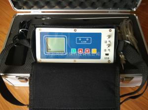 SN-BZX4 便携泵吸式氧气/氨气/甲烷/硫化氢四合一气体检测仪(非标)