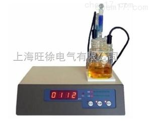 ZTWS-8A型水分仪 油微水分析仪
