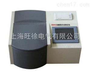 Byes-16型便携式自动酸值测量仪