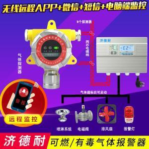 化工厂厂房氟利昂气体泄漏报警器,智能监测