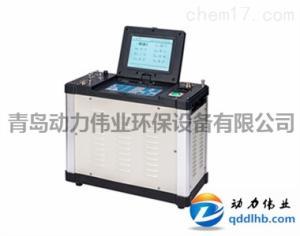 高湿低浓度烟道 黑龙江地区环保局常用大流量低浓度烟尘烟气采样器说明书