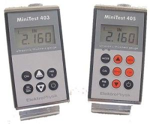 Elektrophysik正品保障超聲測厚儀MiniTest 405