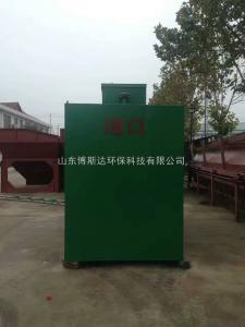 BSD 污水處理成套設備, 養殖污水處理設備出水合格