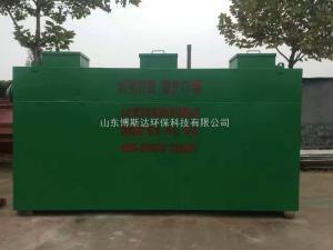 BSD 邯鄲養鴨場污水處理設備, 保定畜牧養殖業污水處理設備