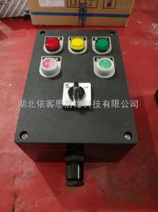 FZC-A3B2D1 挂式铝合金三防操作柱图纸