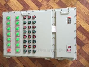 BXM(D)51-10K 防爆配電箱10路帶總開關