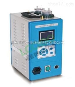 LB-2 实时检测流量计前温度和压力  LB-2型智能烟气采样器