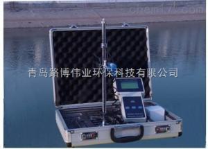 LB-JCM2 供应宁夏银川地区地质水流速LB-JCM2便携式明渠流量计