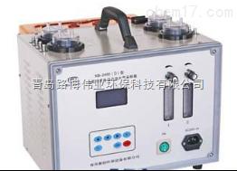 LB-2400 山东采样器  LB-2400型双气路恒温恒流大气采样器