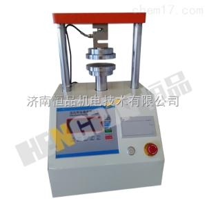 HP-YSY3000 濟南恒品電子壓縮試驗儀幼兒洗衣液紙箱邊壓強度測試