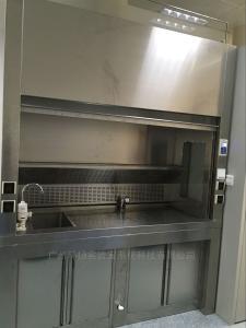 不锈钢通风柜取材台实验室专用台柜