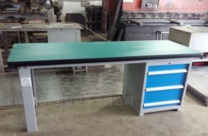 防静电工作台 温州厂家供应规格,型号防静电工作台利欣