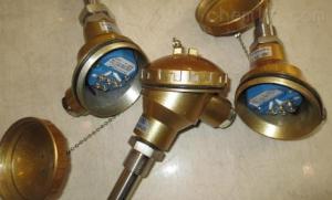 WZPK-24S WZPK2-44防爆鎧裝熱電阻上海自動化儀表有限公司