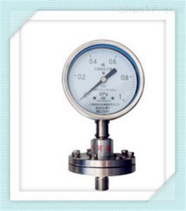Y-150B-FZ Y-100A/Z/ML(B)/316L隔膜系列压力表