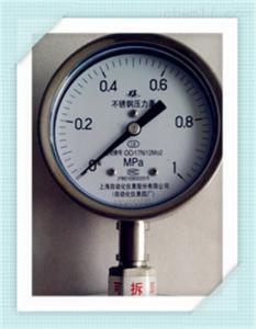 Y-150B-FZ Y-60B-FZ/Z/ML(B)/316L隔膜壓力表