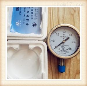 Y-100BFZ 0~6Mpa不銹鋼耐震壓力表
