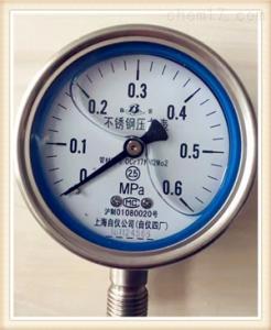 Y-60BF隔膜壓力表