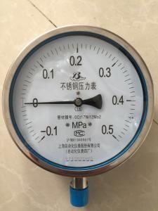 上海YTP-150壓力表