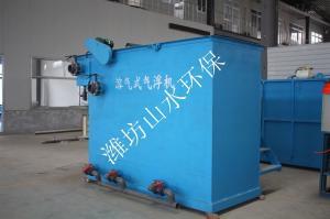 新疆塔城平流式溶气气浮机厂家直销
