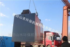 湖南资兴农村生活污水处理设备设备