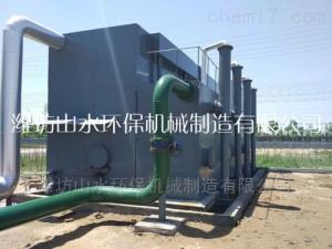 湖北洪湖压力式一体化净水器设备概述