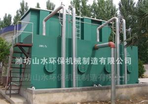 湖北鄂州全自動一體化集成凈水設備概述