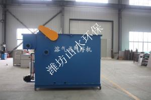 辽宁海城SKQ型溶气气浮机产品特点