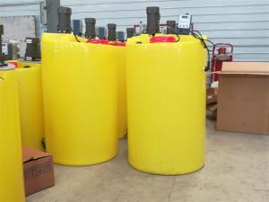 山西臨汾粉劑投加加藥裝置設備安裝